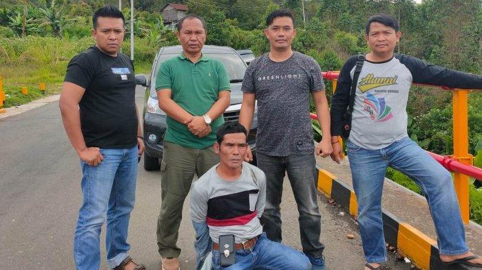 Pencuri Kulit Manis di Kerinci Kabur Sampai Sumbar, Polisi Temukan Benda Ini Dalam Tas Pelaku