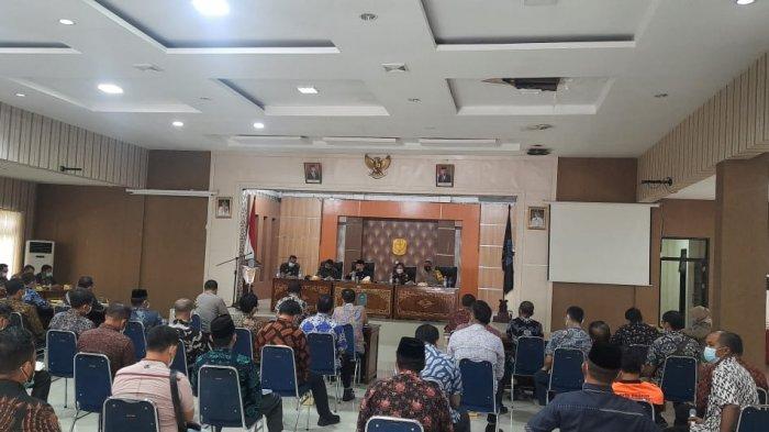 Evaluasi Covid-19 di Merangin Jelang Ramadhan, Al Haris: Jangan Sampai Ada Klaster Ramadhan
