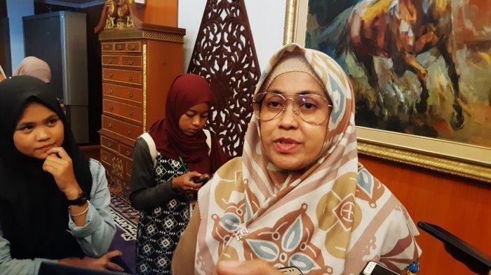 BREAKING NEWS Evi Frimawaty Mundur Jadi Kepala Dinas Lingkungan Hidup Provinsi Jambi