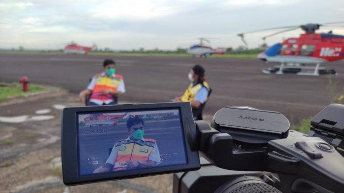 Agus Supriyanto EGM Bandara Sultan Thaha Usung Green Airport, Parkir Sepeda Hingga Tempat Nongkrong