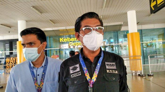 Penerbangan di Bandara Sultan Thaha Jambi Menurun, PPKM di Jawa Bali Mulai Berdampak