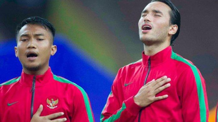 SEDANG BERTANDING! Nonton Live Streaming Timnas U-22 Indonesia vs Bhayangkara FC di PSSI TV