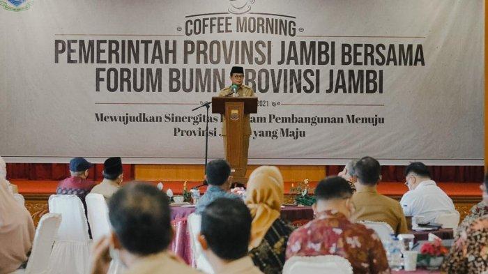 Fachrori Harap Sinergitas Pemerintah dan Komite Ekonomi Kreatif Bangun Provinsi Jami