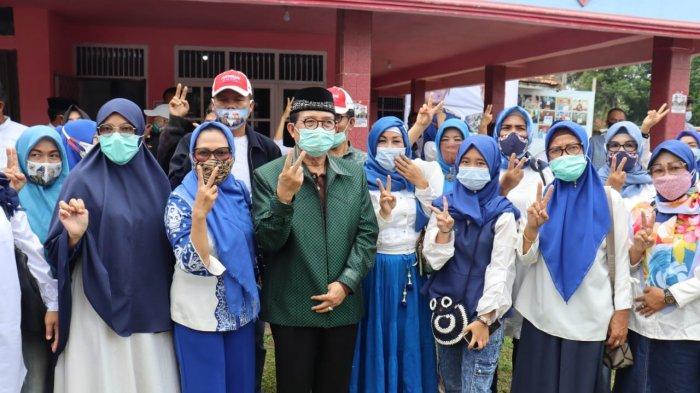 Kesenian Kuda Lumping Bangkitkan Kedekatan Syafril Nursal Bersama Warga Jawa Timur