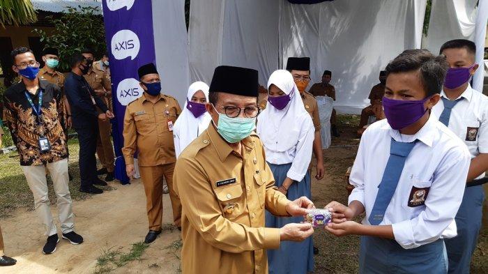 5.000 Siswa SMA/SMK Kurang Mamapu di Jambi Dapat Bantuan Kuota Geratis dari XL Axiata