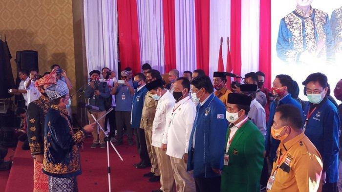Burhanuddin Mahir Jabarkan 'BERKAH' Jargon Fachrori Umar-Syafril Nursal