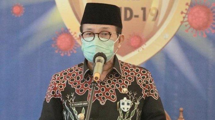 WIKI JAMBI Sosok Fachrori Umar, Mengawali Karir sebagai Hakim hingga Menjadi Gubernur Jambi