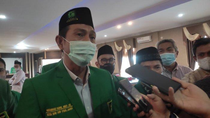 Akankan Wakil Bupati Merangin dari PPP? Ini Kata Mashuri dan Fadhil Arief