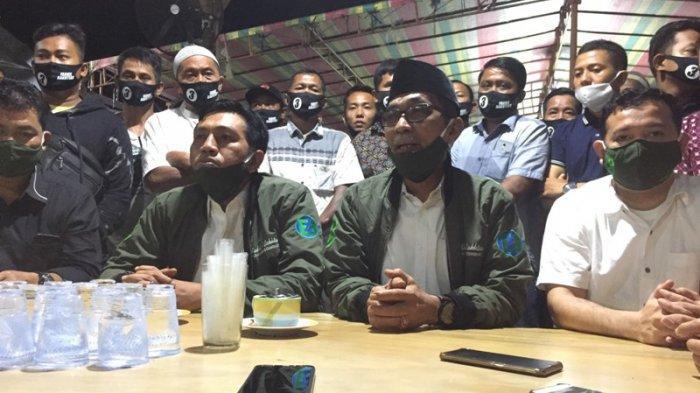 Unggul Perolehan Suara di Pilkada Batanghari, Fadhil-Bakhtiar Gelar Konferensi Pers