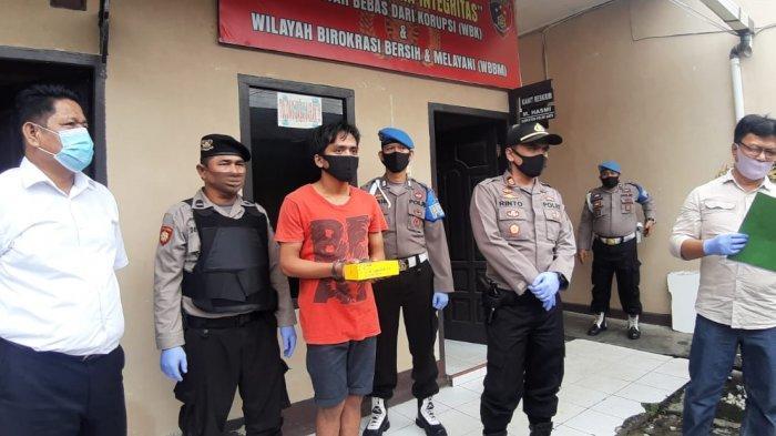 Alasan Beli Kuota Internet, Fadli Nekat Gadai Handphone Temannya untuk Beli Sabu di Pulau Pandan