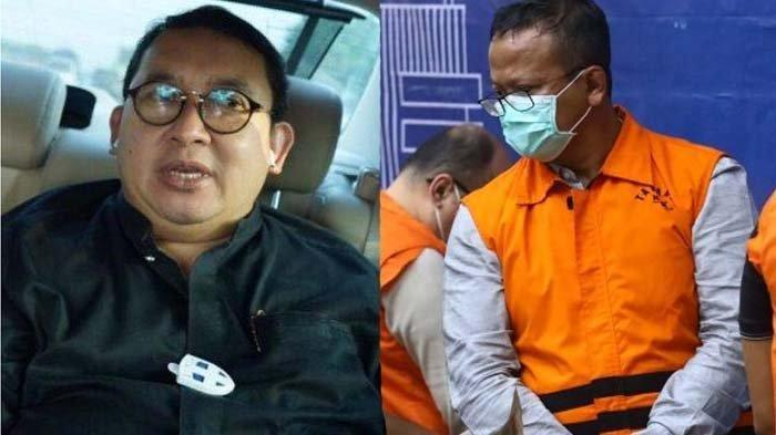 Fadli Zon Sempat Beri Nasihat Edhy Prabowo Sebelum Kena OTT KPK, Nama Susi Pudjiastuti Ikut Diungkit
