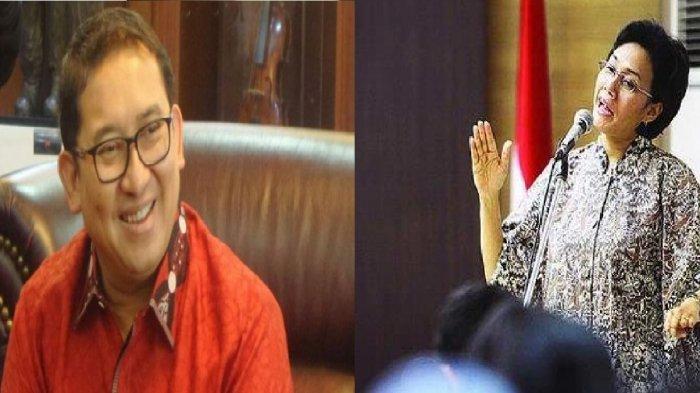 Disebut Tak Pantas Jadi Menteri Terbaik Oleh Fadli Zon, Ini Tanggapan Santai Sri Mulyani