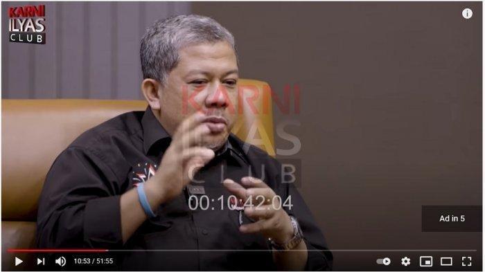 Nama Fahri Hamzah Mendadak Disebut JPU KPK dalam Sidang Kasus Suap Edhy Prabowo : Mau Jual Lobster