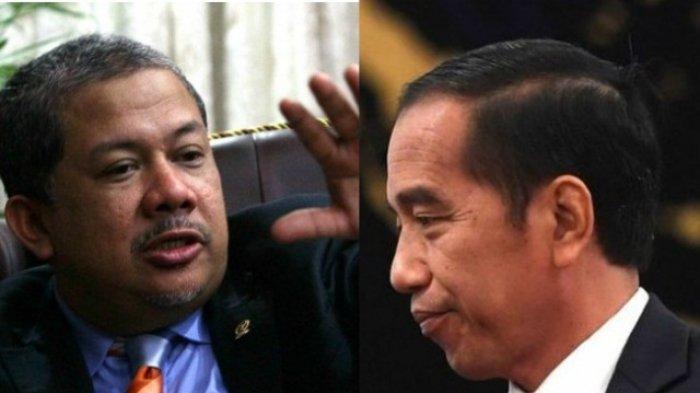Fahri Hamzah Nilai Jokowi Kini Kesepian,