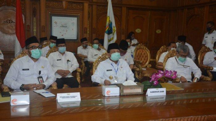 Fahrori Umar Dukung Upaya KPK Berantas Korupsi