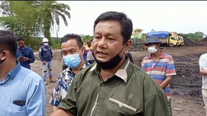 Temui Warga Yang Protes Angkutan Batubara, Anggota DPRD Tebo Janji Pertemukan Dengan Perusahaan