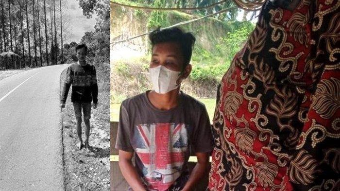 Warga Patumbak Fandi Wahyudi Diculik Oknum TNI Desersi, Dianiaya Lalu Dibuang di Hutan