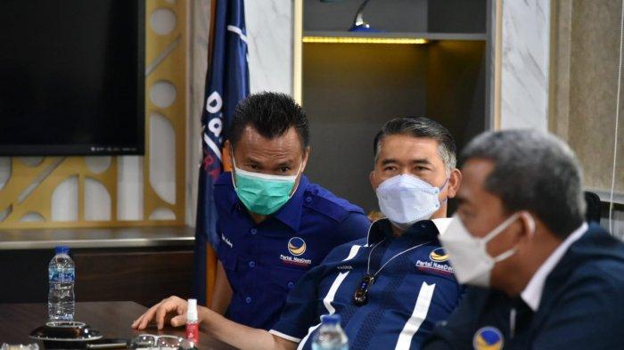 DPD Partai NasDem Sarolangun Berharap Syarif Fasha Ketua DPW Bisa Berkolaborasi Dengan Daerah