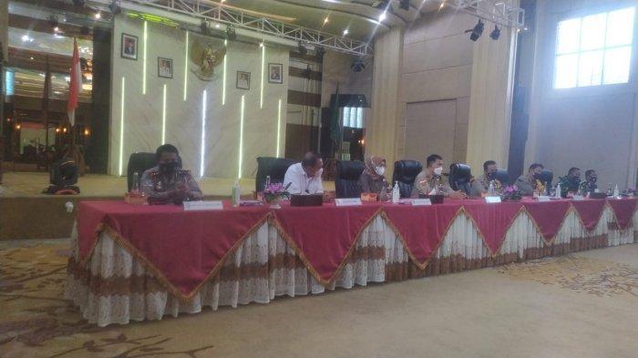 Usai Penyekatan PPKM Jambi, Pembatasan Jam Masih Diterapkan ke Berbagai Sektor Usaha