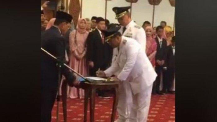 Pelantikan Walikota Jambi dan Wakilnya Dimulai Pagi Ini, Plt Gubernur Jambi Pimpin Prosesi