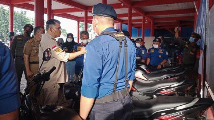 Puluhan Pasukan Damkar dapat Arahan Manajemen Pemadam Kebakaran, Fasha: Harus Multifungsi