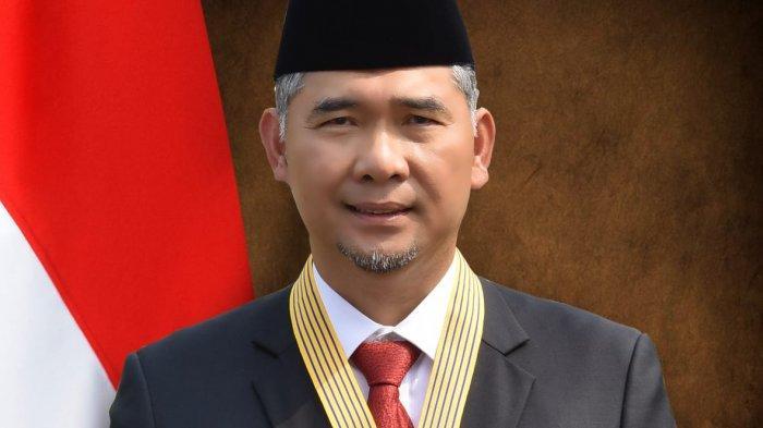 Wali Kota Jambi Dr H Syarif Fasha, ME