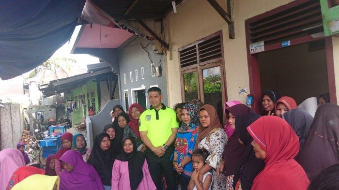 Merasakan Manfaat Bantuan Modal, Ibu-ibu Penjual Jamu Menaruh Harapan ke Fasha