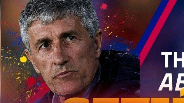 10 Fakta Quique Setien Pelatih Baru Barcelona yang Harus Diketahui, Sepakbola Pantai dan Main Catur