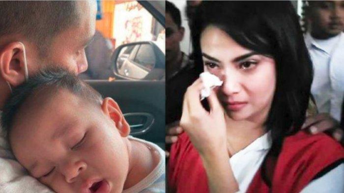 Malangnya Anak Vanessa Angel, Derita Penyakit Ini hingga Badanya Kurus Ditinggal Ibu di Penjara