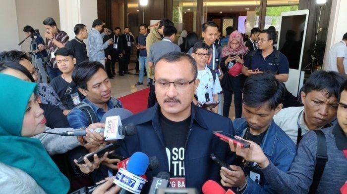 Ferdinand Hutahean Berhenti Dukung Prabowo, Sebut Kejanggalan Soal Aksi Peope Power 22 Mei