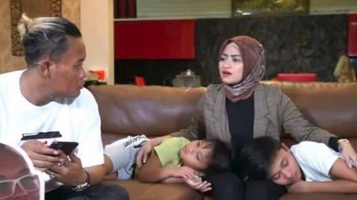 Anaknya Dimarahi Nathalie Holscher, Sule Bereaksi: Gimana Dia Mau Nurut Coba Kalau Kayak Begitu?