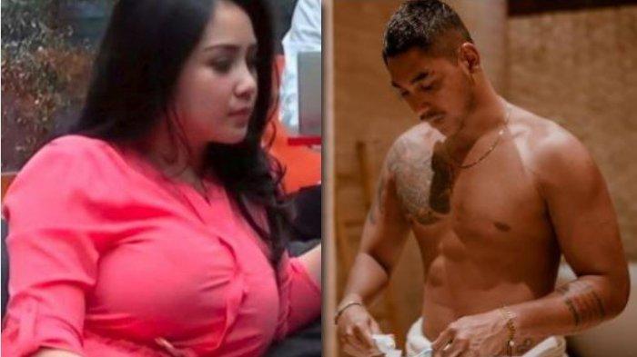 Ekspresi Nagita Slavina Lihat Foto Suami Siti Badriah Telanjang Dada Disorot, Raffi: Gak Hargai Aku!