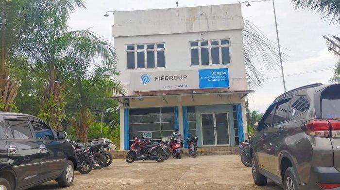 Pinjamkan Identitas Untuk Kredit Motor di FIFGroup, Dua Warga Merangin Diamankan Polisi