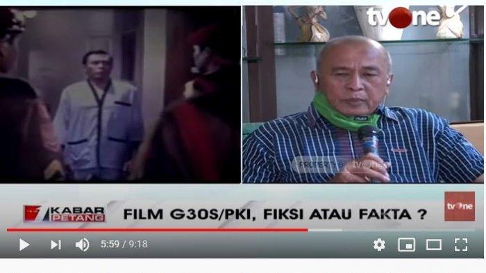 Anak Jenderal Ahmad Yani Bongkar Satu Peristiwa yang Tak Ditampilkan di Film G30S PKI, Ini Kisahnya