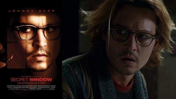 Sinopsis Film Secret Window, Tayang di Bioskop TransTV Malam Ini