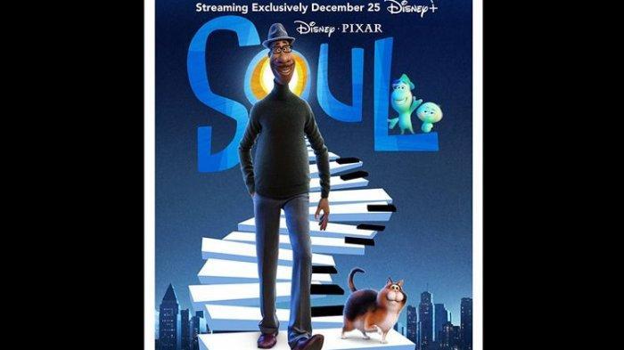 Sinopsis Soul yang Tayang di Disney+ Hotstar, Menemukan Kembali Tujuan Hidup