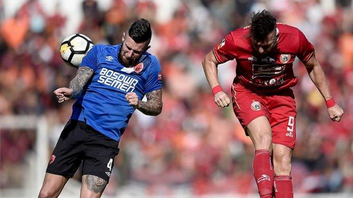 SEDANG TAYANG! Big Match Liga 1 2019, Persija Vs Persebaya, Saksikan Via Live Streaming di HP