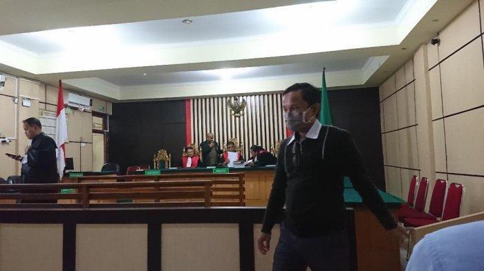 Firdaus, Terdakwa Kasus Korupsi Embung di Tebo, Divonis 1,5 Tahun Penjara