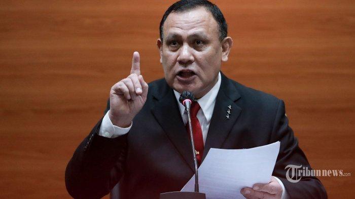 Firli Bahuri Jamin OTT Yang Melibatkan Bupati Kolaka Timur Sudah Sesuai Hukum