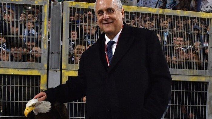 Perselisihan Presiden Lazio, FIGC, dan Liga Serie A Makin Panas, Ancaman Tindakan Hukum