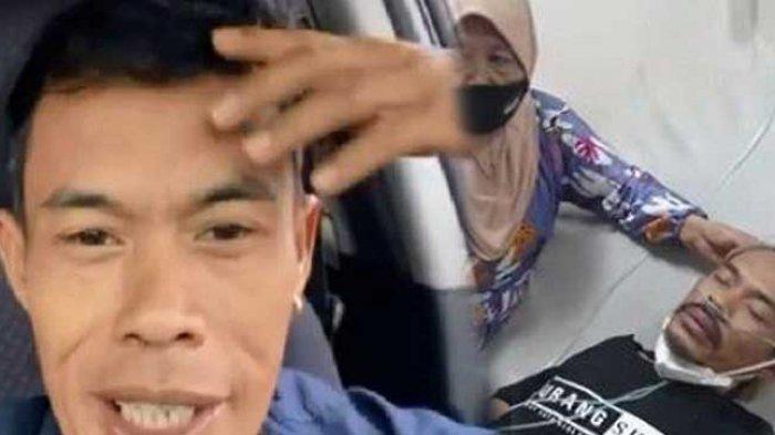 Kabar Menyedihkan Ade Londok Odading Mang Oleh, Dikabarkan Kritis hingga Linglung