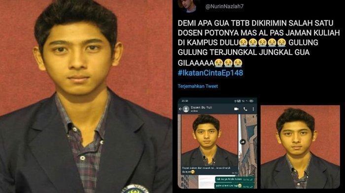 Bocor Foto Arya Saloka saat Kuliah, Ternyata Aldebaran Tampan dari Dulu, Fans : 'Lebih Berkarisma'