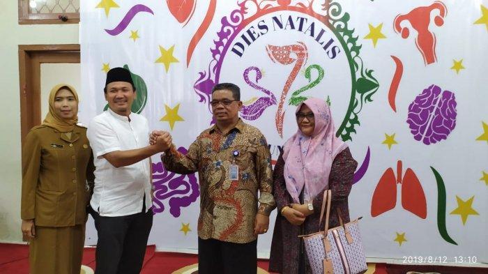 Dies Natalis Fakultas Kedokteran dan Ilmu Kesehatan Universitas Jambi Bersama Anak-anak Panti Asuhan
