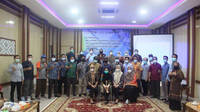 Fortasbi Bekerjasama Dengan Dirjen Perkebunan RI dan Setara Jambi Menyelenggarakan Workshop