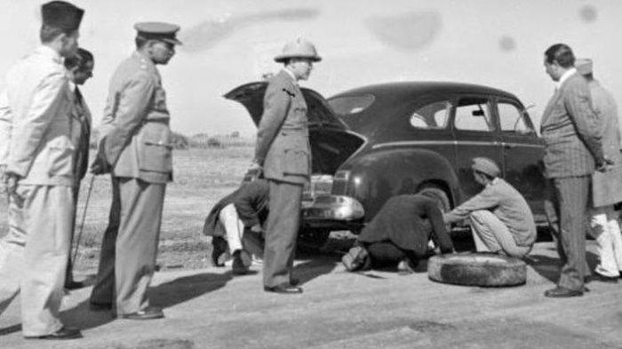 Misteri Tongkat Komando Soekarno, Selamatkan dari 7 Kali Pembunuhan Ternyata Hadiah dari Sosok Ini