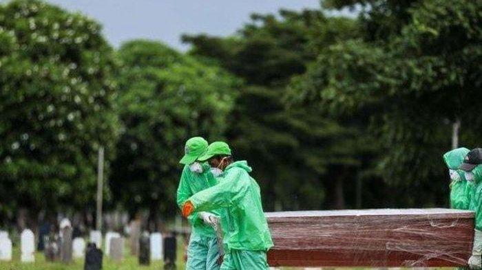 Pasien Berstatus PDP Corona di Tebo Meninggal Dunia, Sempat Dirawat Seminggu di Batanghari