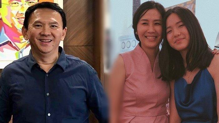 Nathania Purnama Kini Tak Ragu Habiskan Waktu dengan Ahok, Sudah Akur? Bagaimana Nasib Veronica Tan