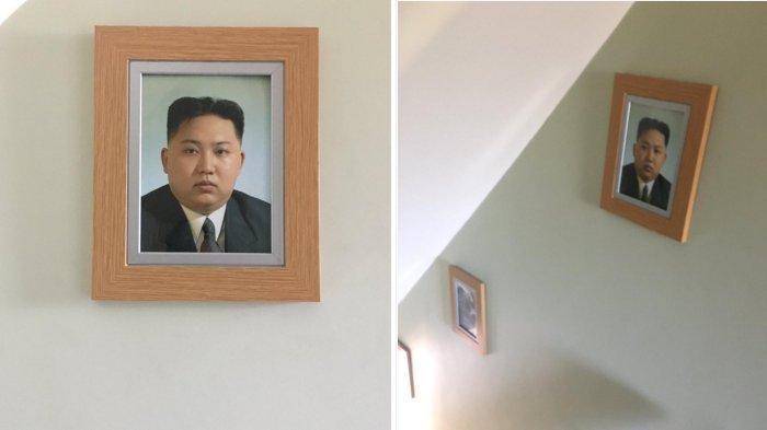 Jahili Ibunya, Pria Ini Ganti Fotonya dengan Wajah Kim Jong Un, Ini yang Terjadi