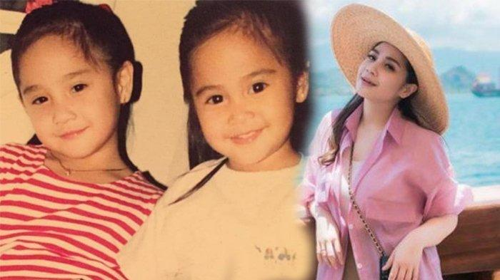 Nagita Slavina Sudah Cantik Sejak Kecil, Terungkap Saat Unggah Foto Caca Tengker Sang Adik Kandung