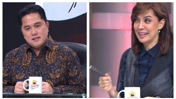 Reaksi Erick Thohir Saat Ditanya Jadi Cawapres 2024, Tapi Beri Prediksi Capres 2024 Pasti Orang Jawa